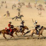 NHKスペシャル「アイアンロード知られざる古代文明の道」から、スキタイと騎馬民族征服説を考える。